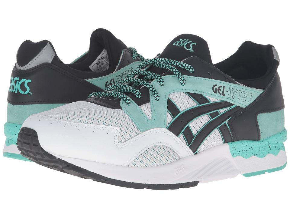 ASICS Tiger - Gel-Lyte V (Cockatoo/Black) Shoes