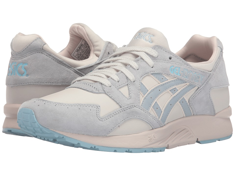 ASICS Tiger - Gel-Lyte V (Moonbeam/Light Grey) Shoes
