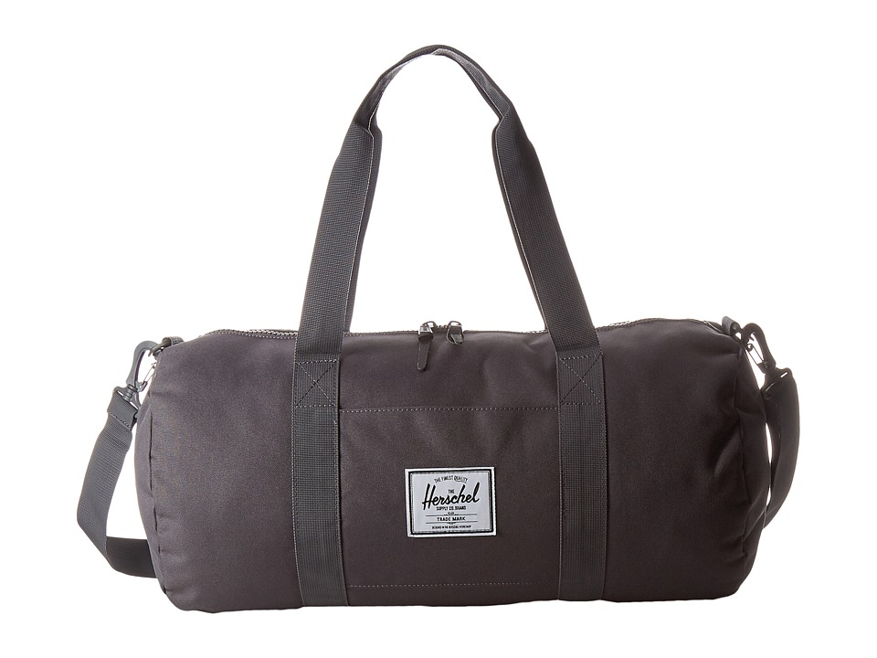 Herschel Supply Co. - Sutton Mid-Volume (Charcoal) Duffel Bags