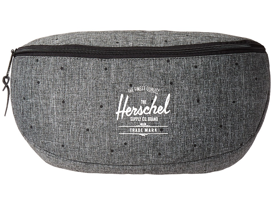 Herschel Supply Co. - Sixteen (Scattered Raven Crosshatch) Bags