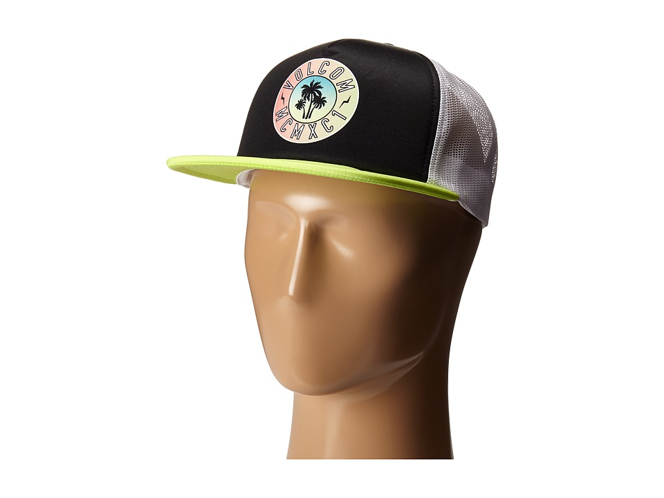 Volcom - The Classic Hat (Lime) Caps