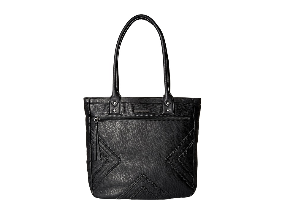 Volcom - City Girl Tote (Black) Tote Handbags
