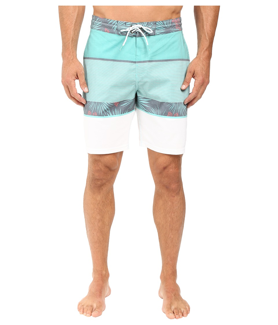 Billabong Spinner Lo Tides 19 Boardshorts (Emerald) Men