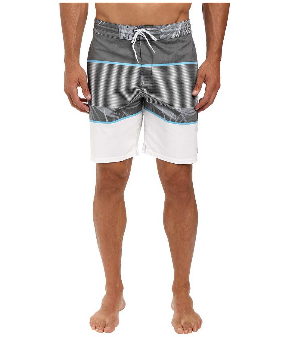 Billabong Spinner Lo Tides 19 Boardshorts (White) Men