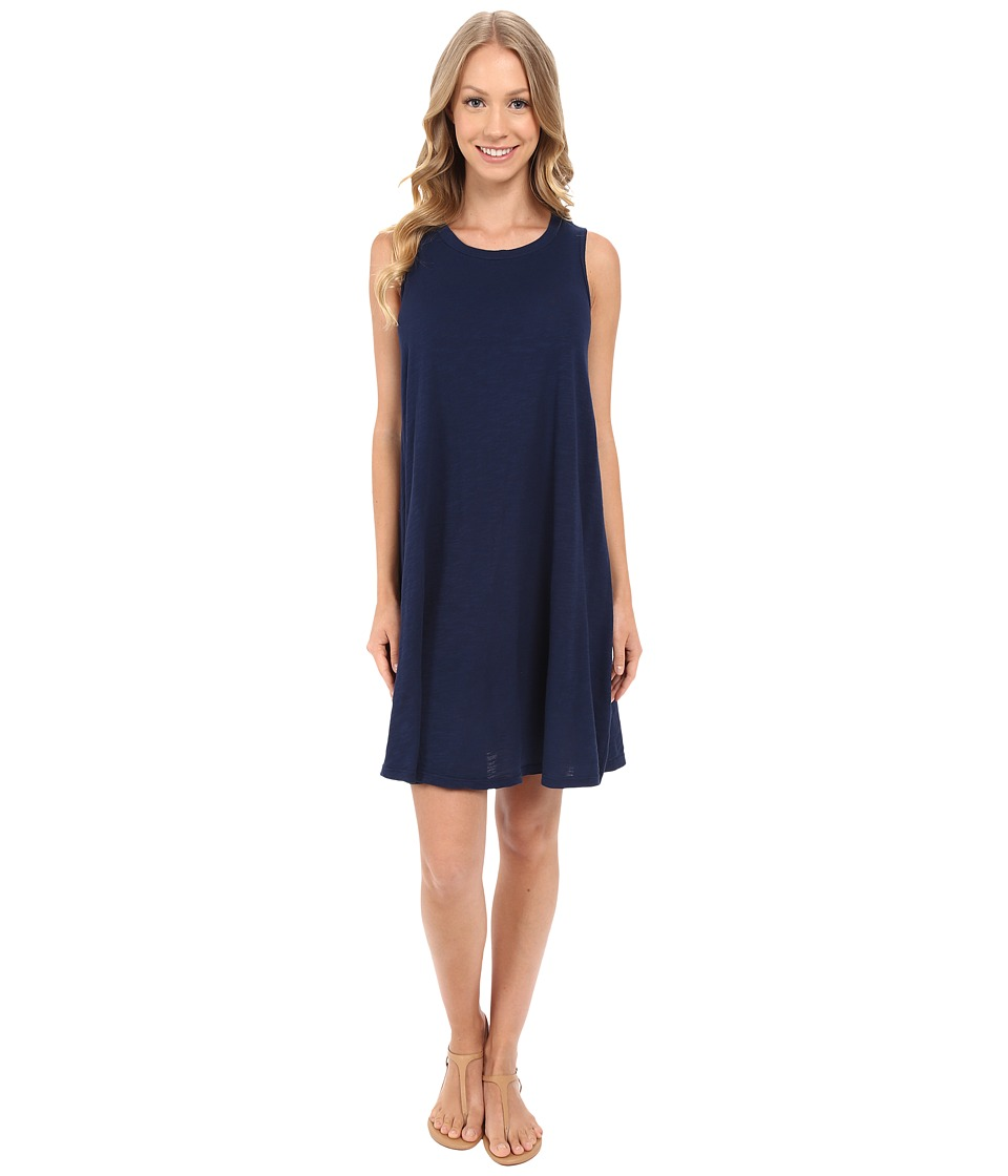 Allen Allen - Swing Dress (Lapis) Women's Dress