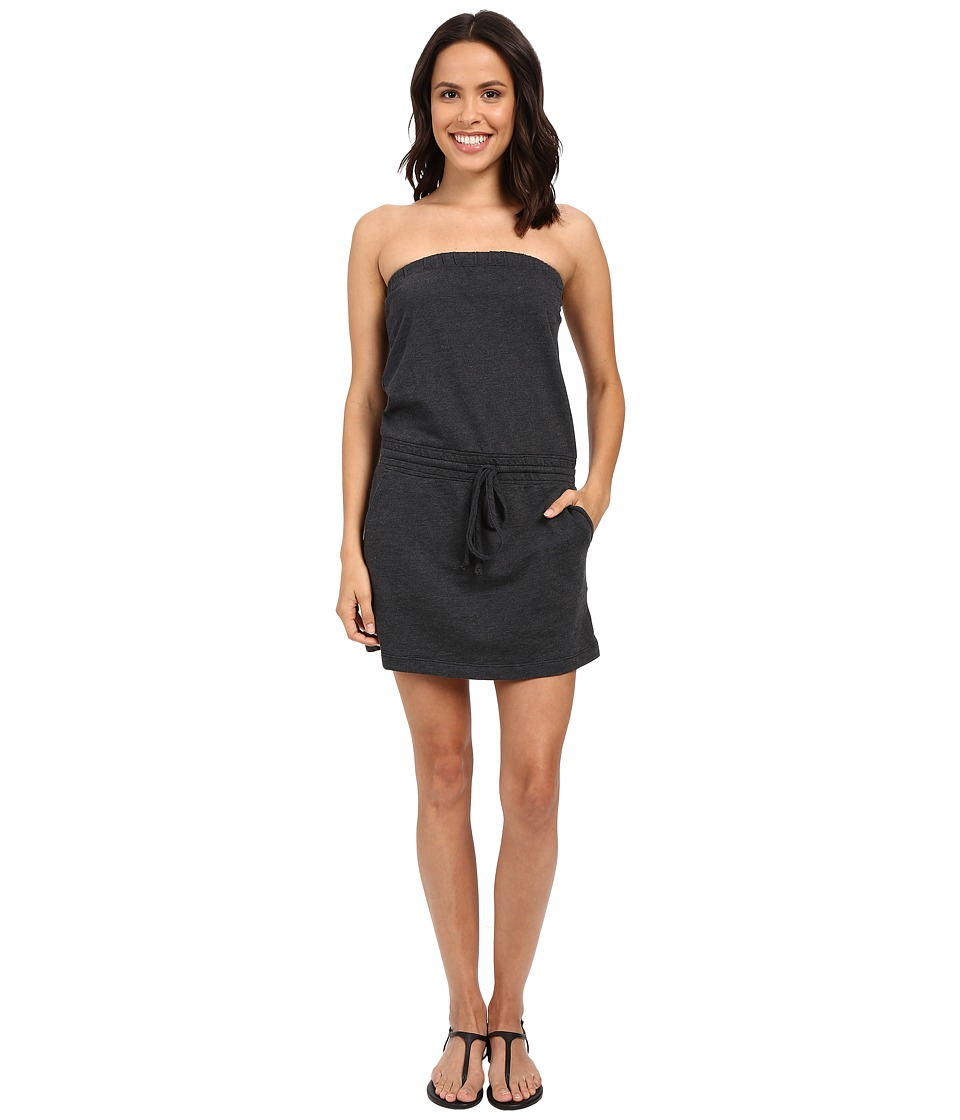 Allen Allen - Romper Dress (Black) Women's Dress