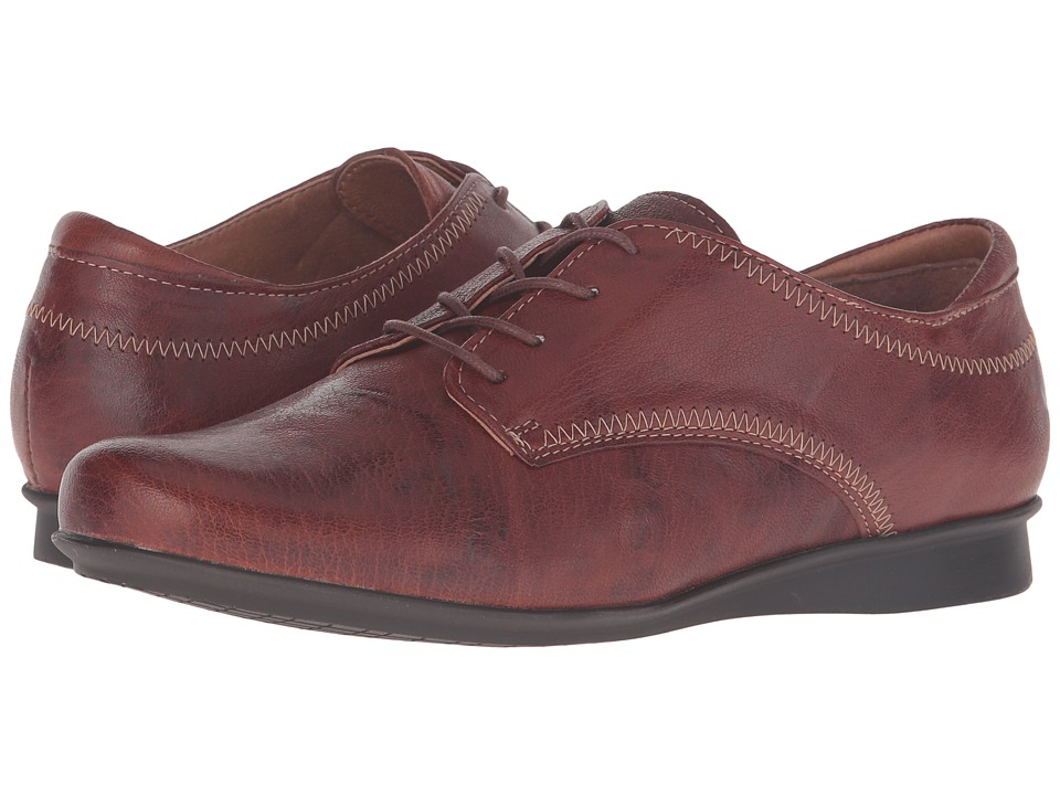 Taos Footwear - Ideal (Cognac) Women's Shoes