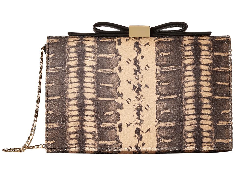 See by Chloe - Nora Pochette (Black) Cross Body Handbags