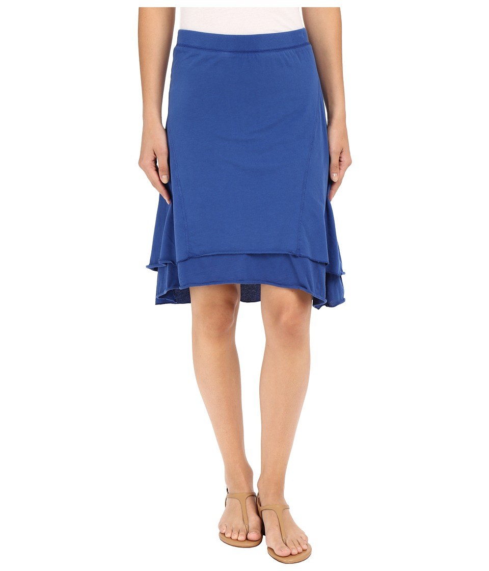 Mod-o-doc - Classic Jersey Seamed Skirt (Sailor) Women's Skirt