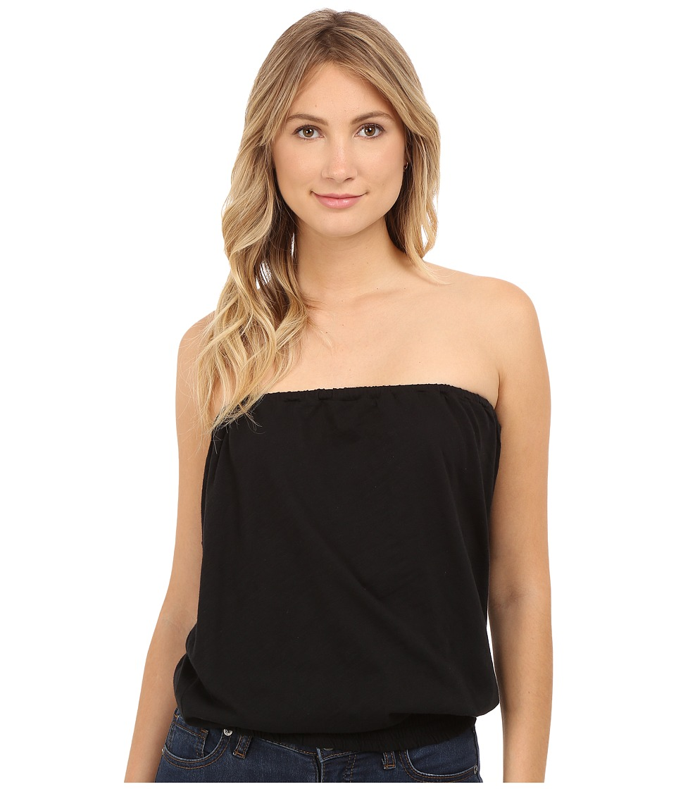 Allen Allen - Tube Top (Black) Women's Sleeveless
