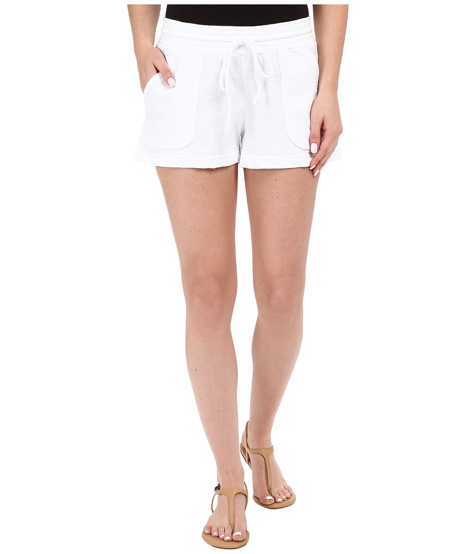 Allen Allen - Shorts (White) Women's Shorts