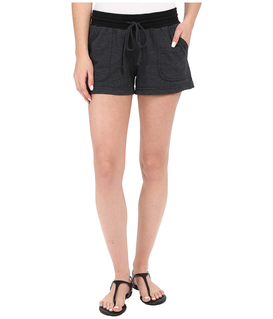 Allen Allen - Shorts (Black) Women's Shorts