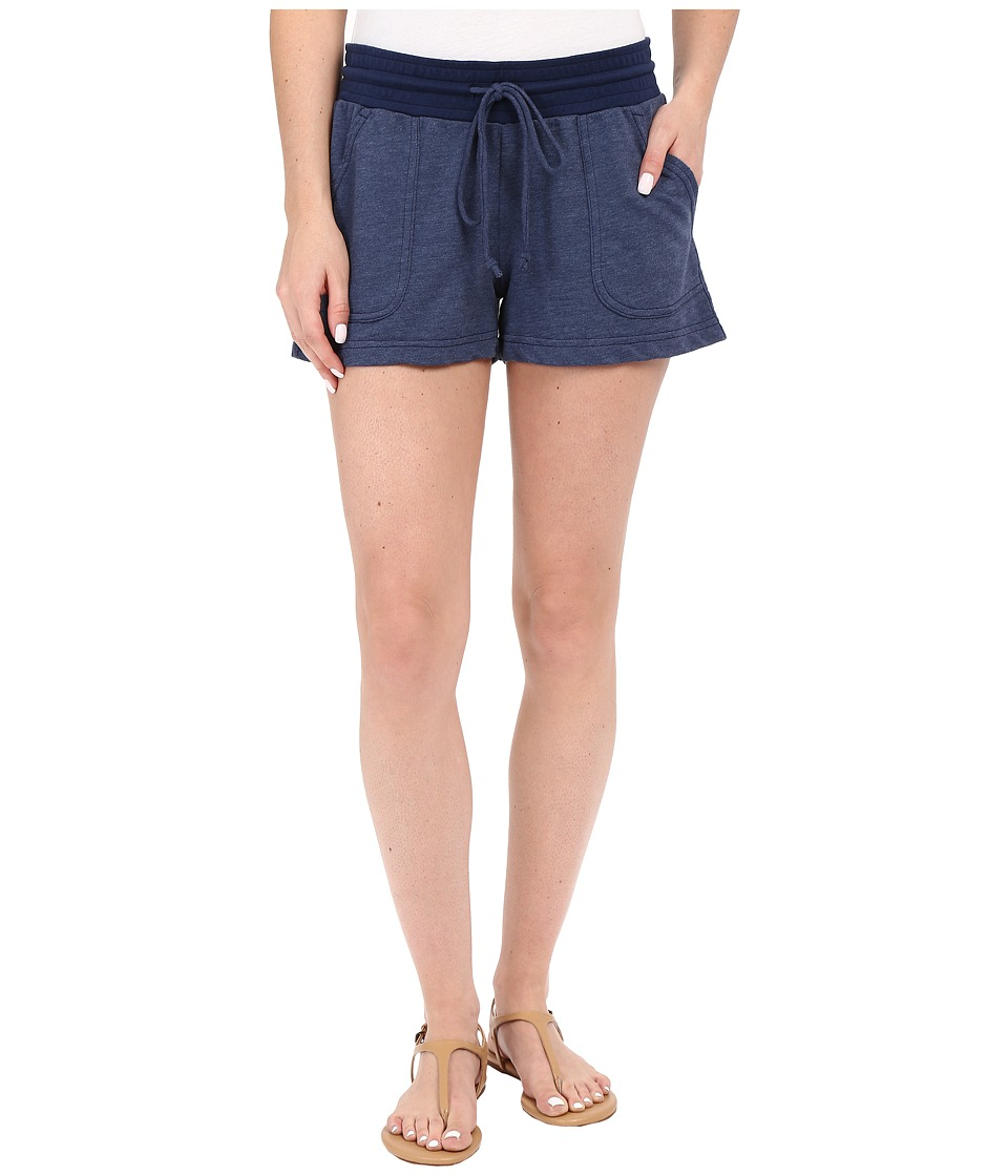 Allen Allen - Shorts (Lapis) Women's Shorts