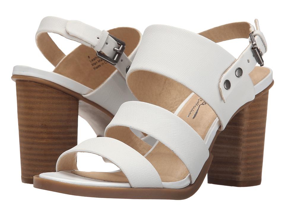 Sbicca Calynda (White) High Heels