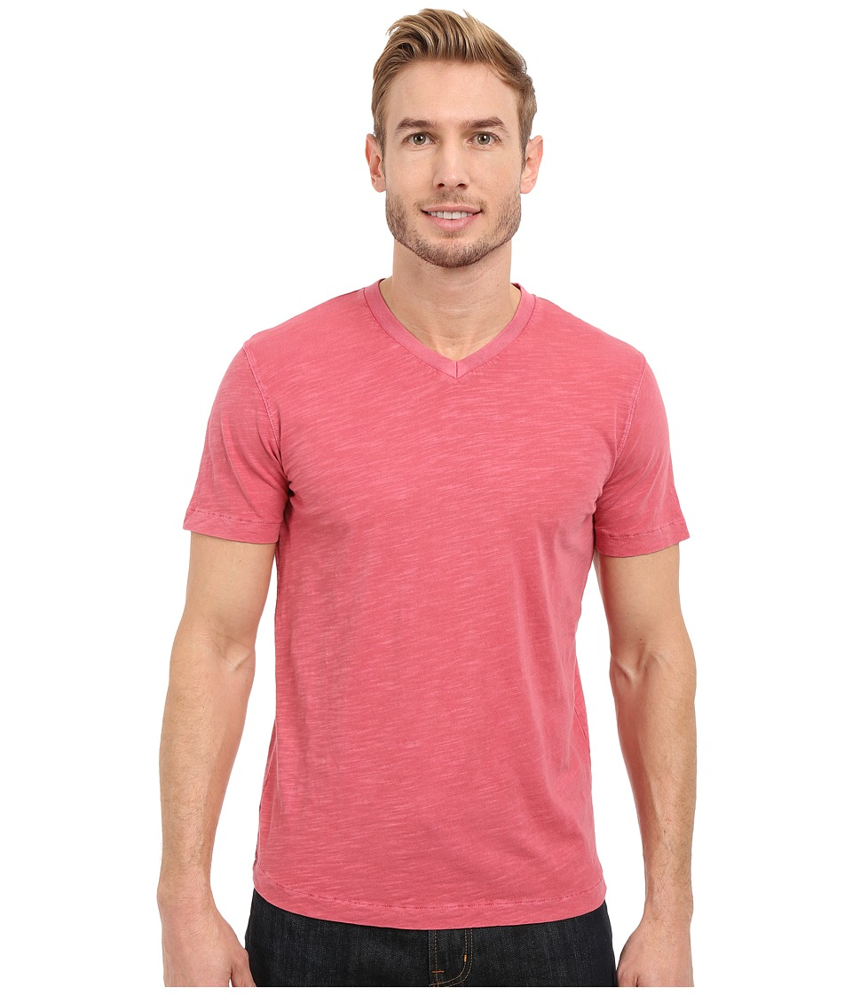 Mod-o-doc - El Porto Short Sleeve V-Neck Tee (Chilean) Men's T Shirt