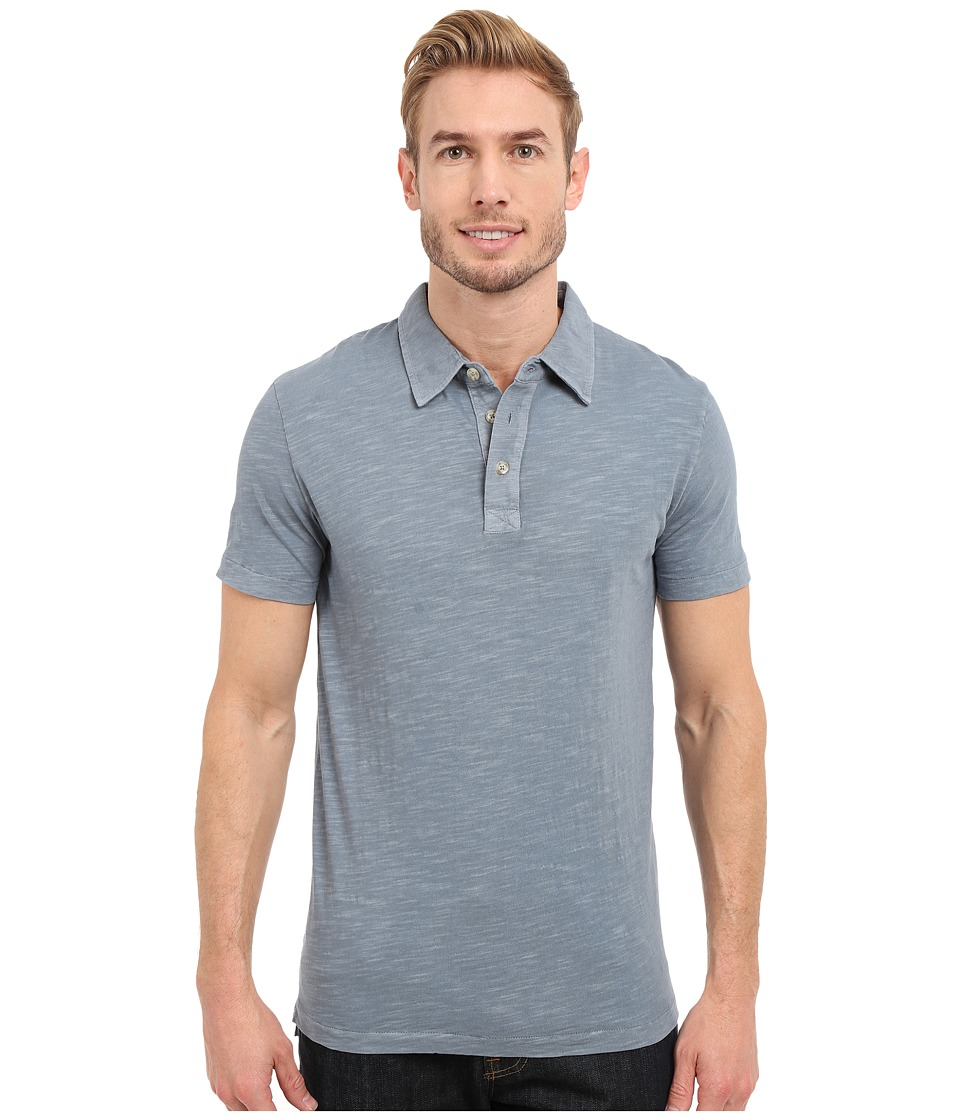 Mod-o-doc - Zuma Short Sleeve Polo (Castlerock) Men's Clothing