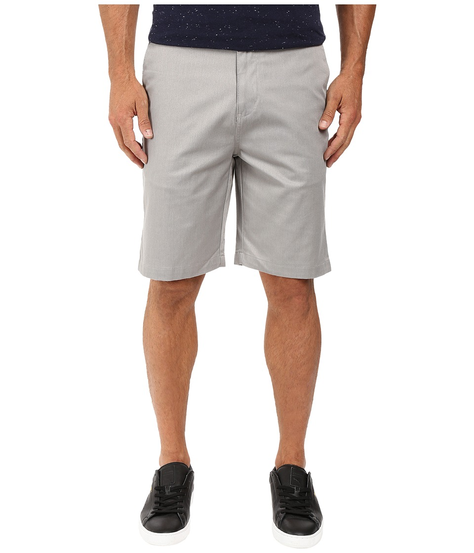 Billabong - Carter Stretch Chino Shorts (Grey Heather) Men's Shorts