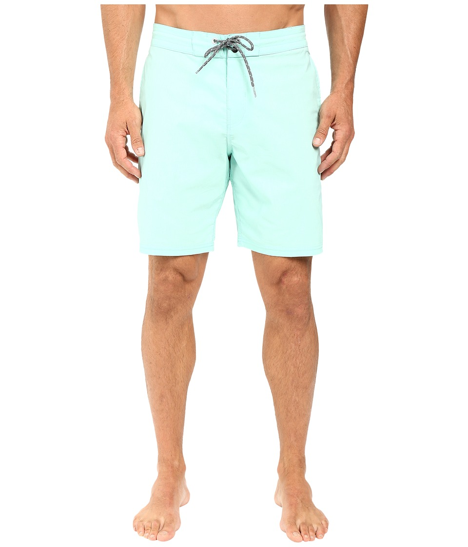 Billabong - All Day Lo Tides 19 Boardshorts (Ice Green) Men's Swimwear