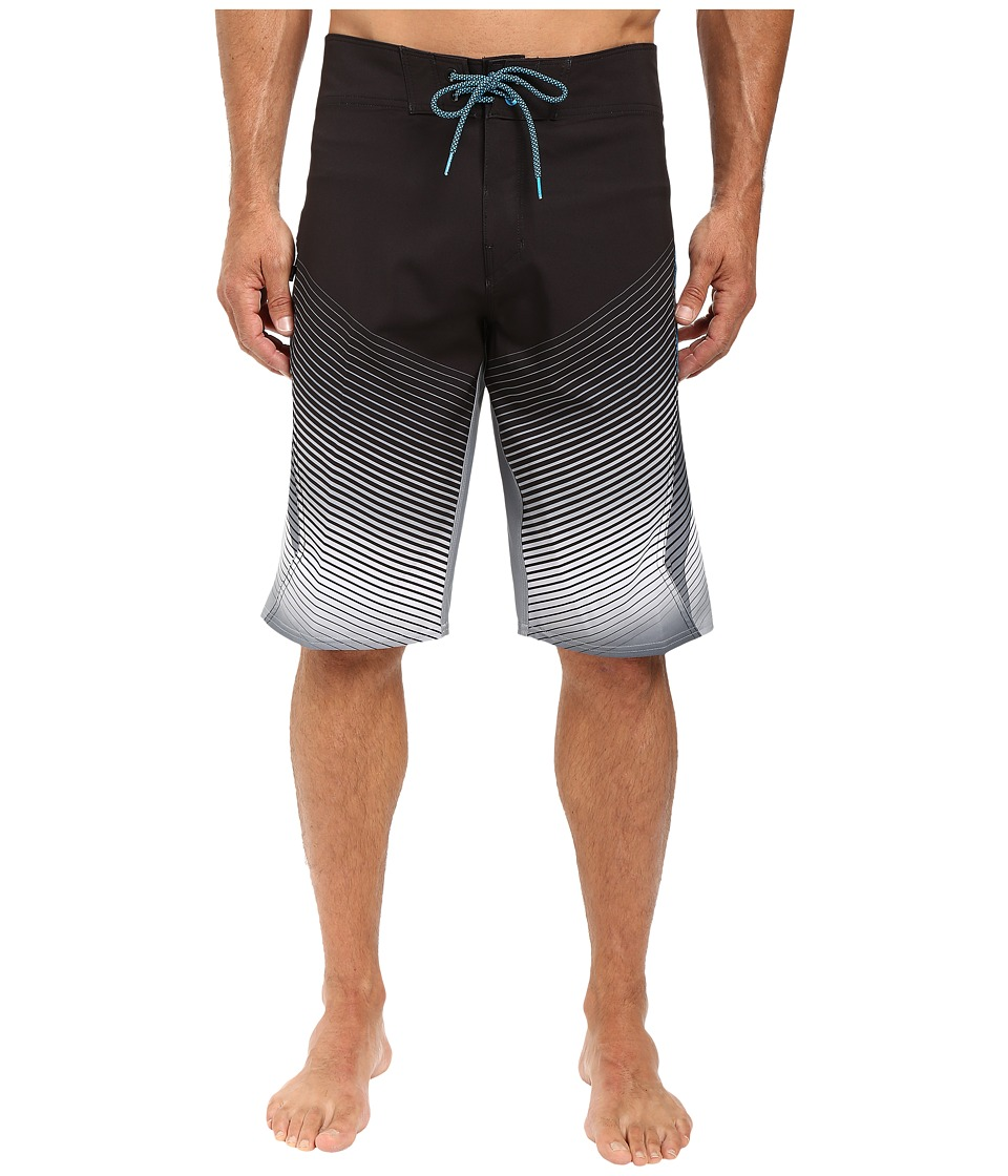 Billabong - Dominance X 22 Boardshorts (Black) Men's Swimwear