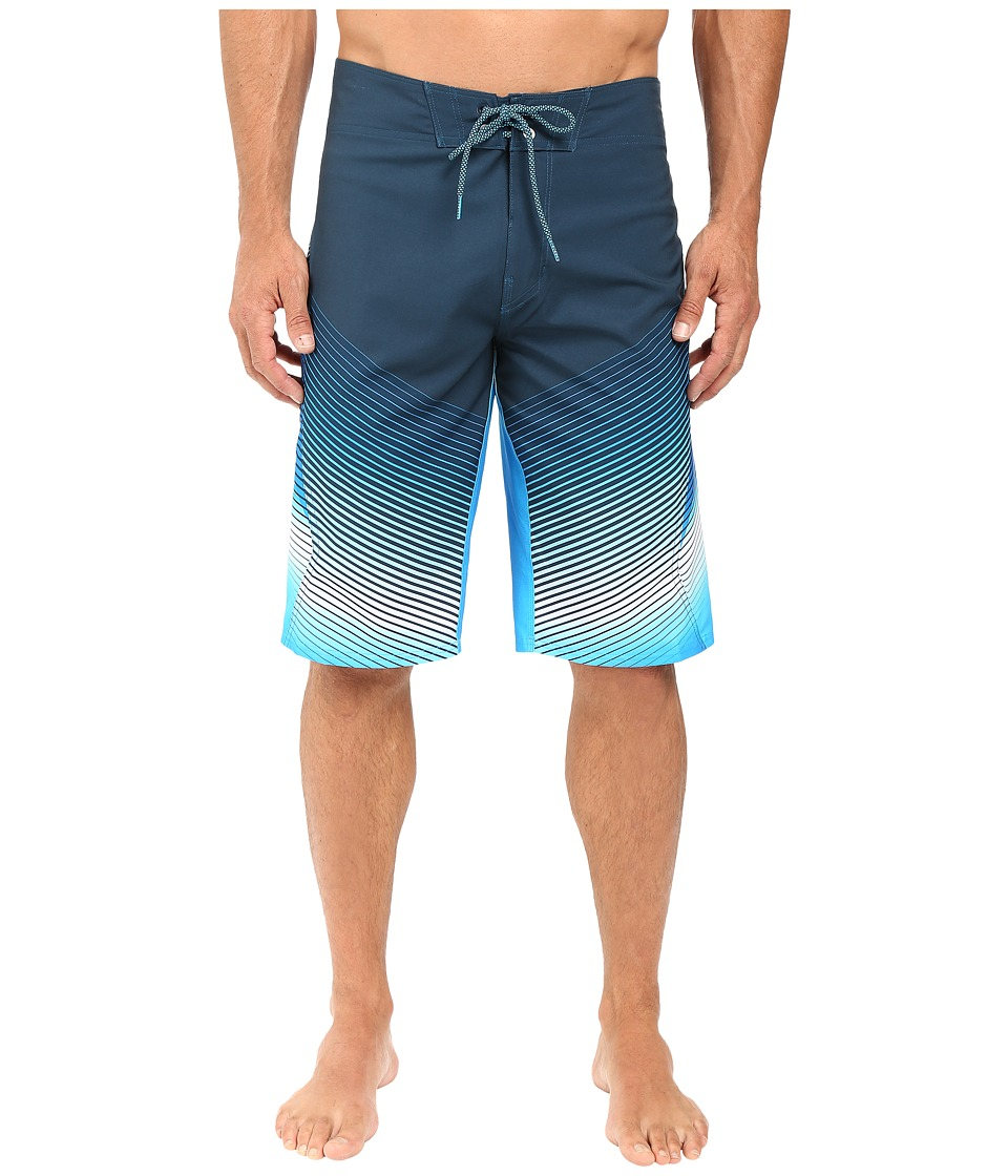 Billabong - Dominance X 22 Boardshorts (Electric Blue) Men's Swimwear