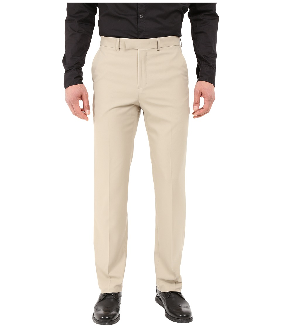 Dockers - Slim Fit Performance Dress Pants (Khaki) Men's Casual Pants