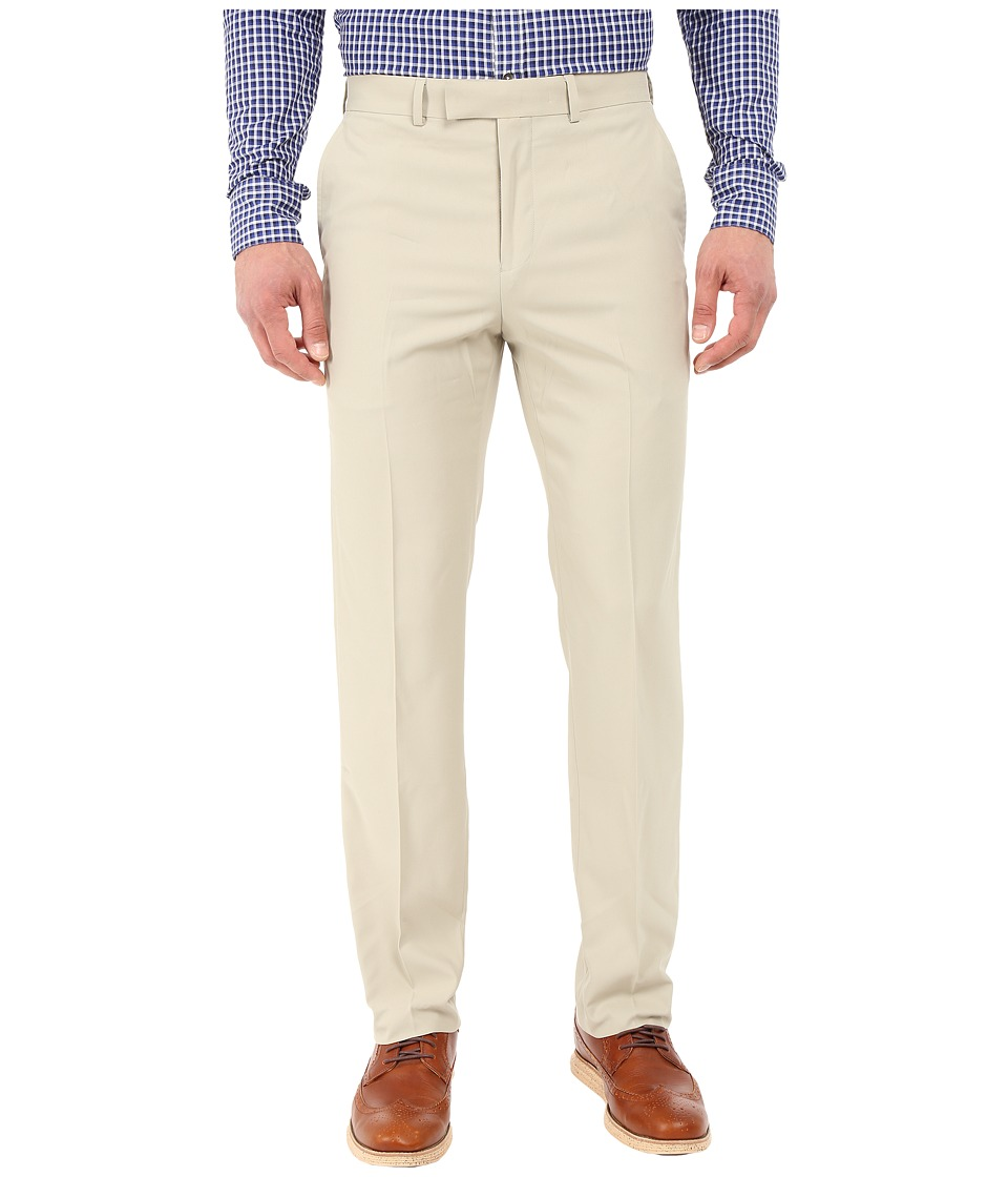 Dockers - Slim Fit Performance Dress Pants (Stone) Men's Casual Pants