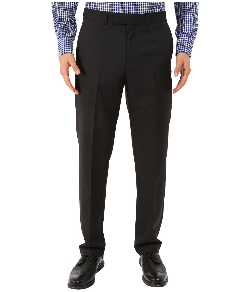 Dockers - Slim Fit Performance Dress Pants (Black) Men's Casual Pants