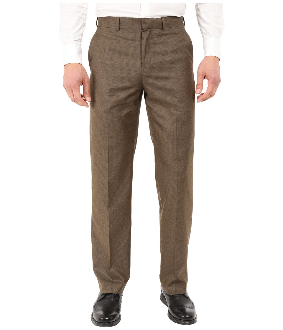 Dockers - Straight Fit Performance (Walnut) Men's Casual Pants
