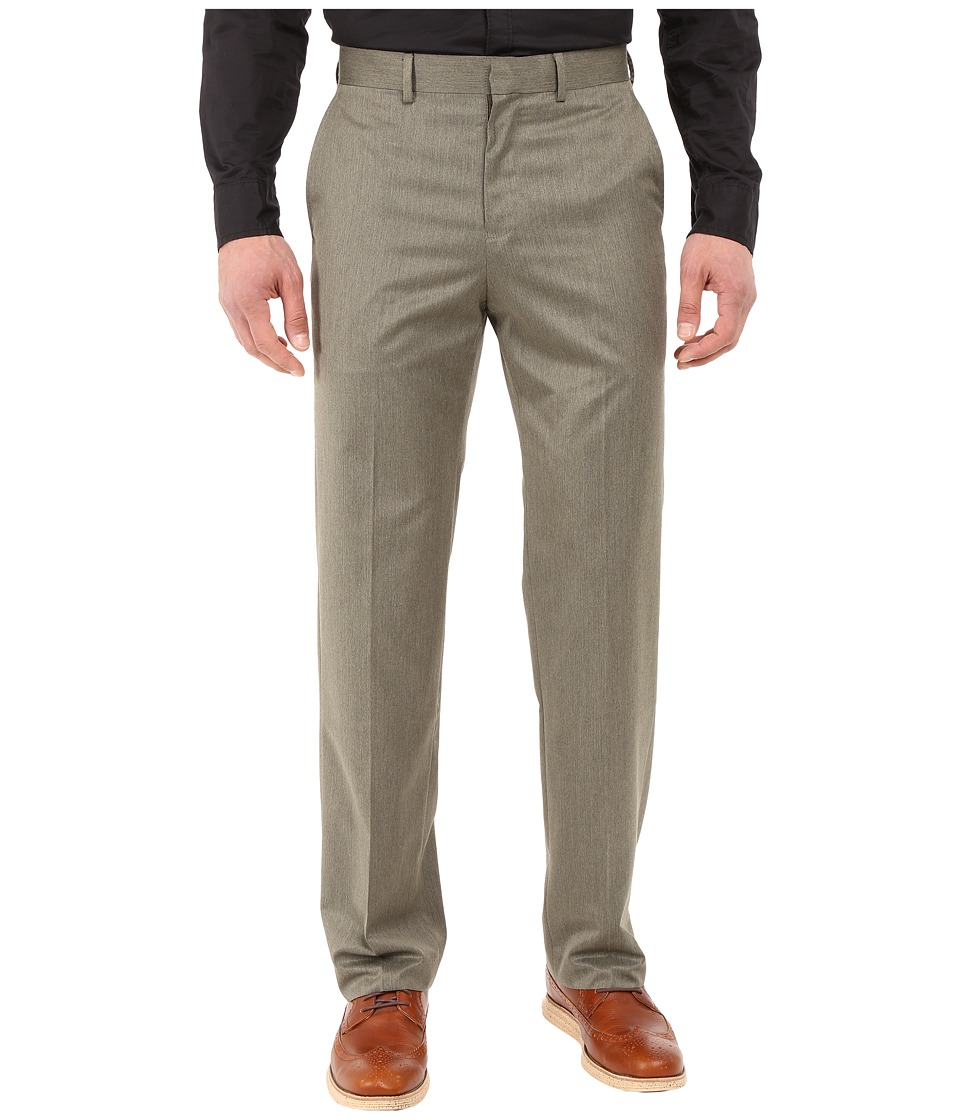 Dockers - Straight Fit Performance (Olive) Men's Casual Pants