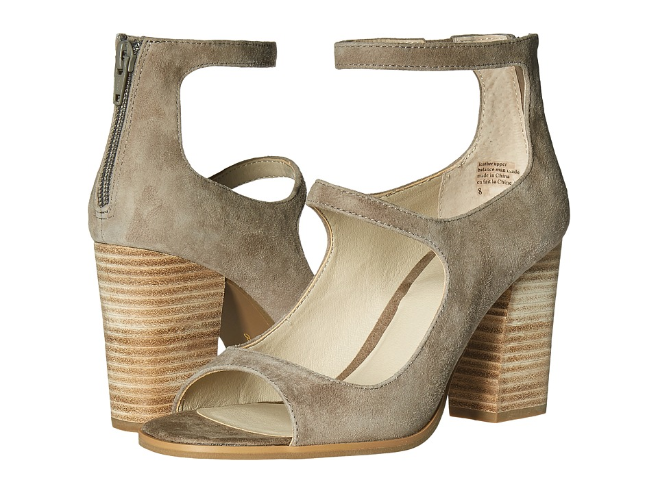 Seychelles - Radical (Light Grey Suede) High Heels