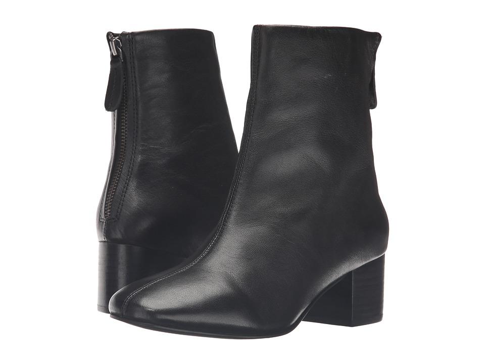 Seychelles - Imaginary (Black Leather) Women's Boots