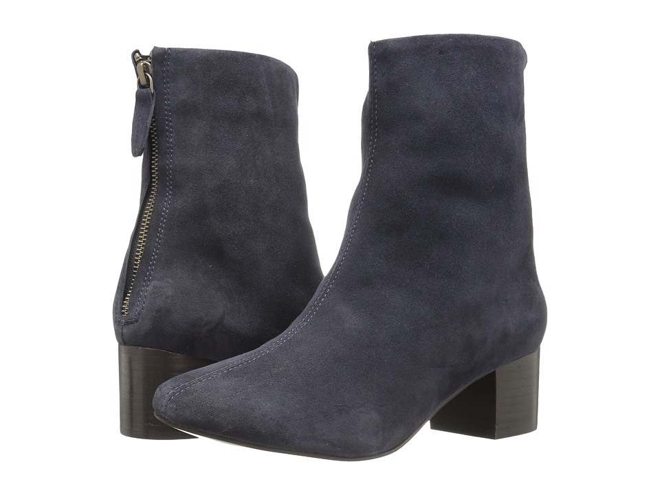 Seychelles Imaginary (Navy Suede) Women