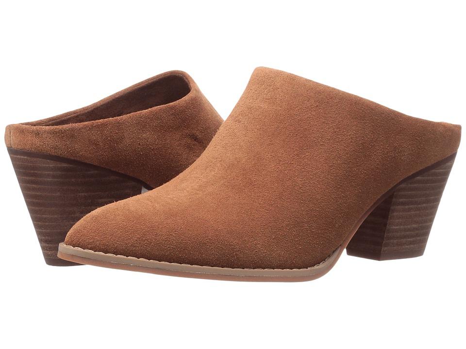 Seychelles - Intrigue (Cognac Suede) Women's Shoes