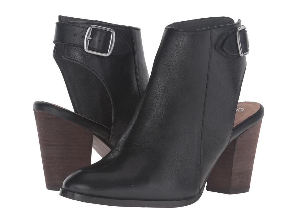 Seychelles - Caravan (Black Leather) Women's Shoes