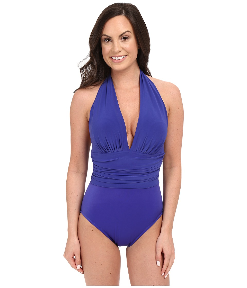 Magicsuit - Solid Yves Soft Cup One-Piece (Twilight) Women's Swimsuits One Piece