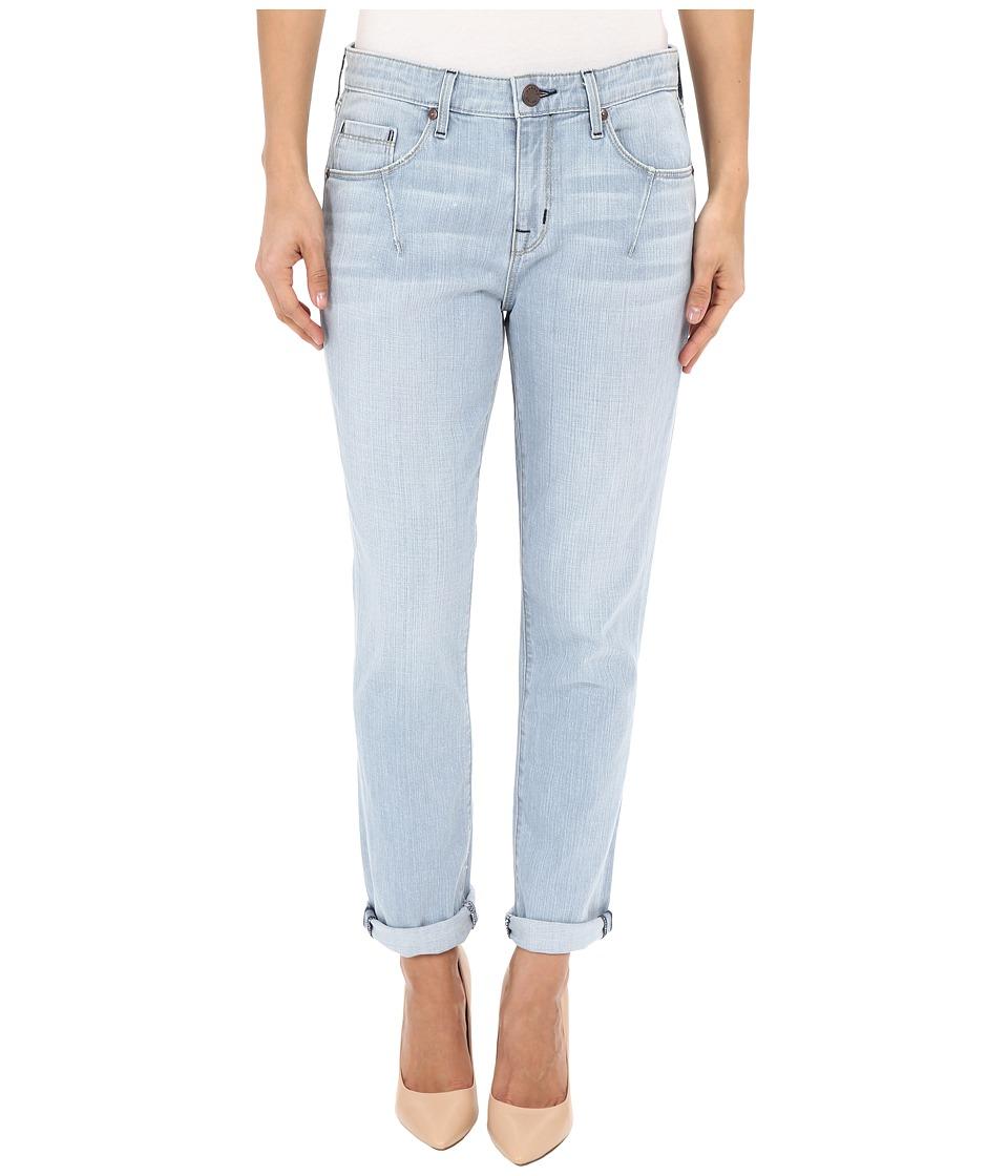Parker Smith - Girlfriend Pants in Beaux Blue (Beaux Blue) Women's Casual Pants