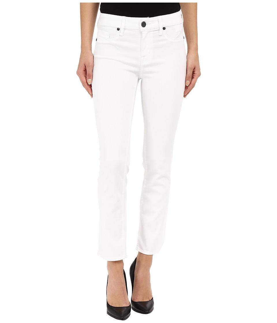 Parker Smith - Courtney Cuffed Crop Jeans in Eternal White (Eternal White) Women's Jeans