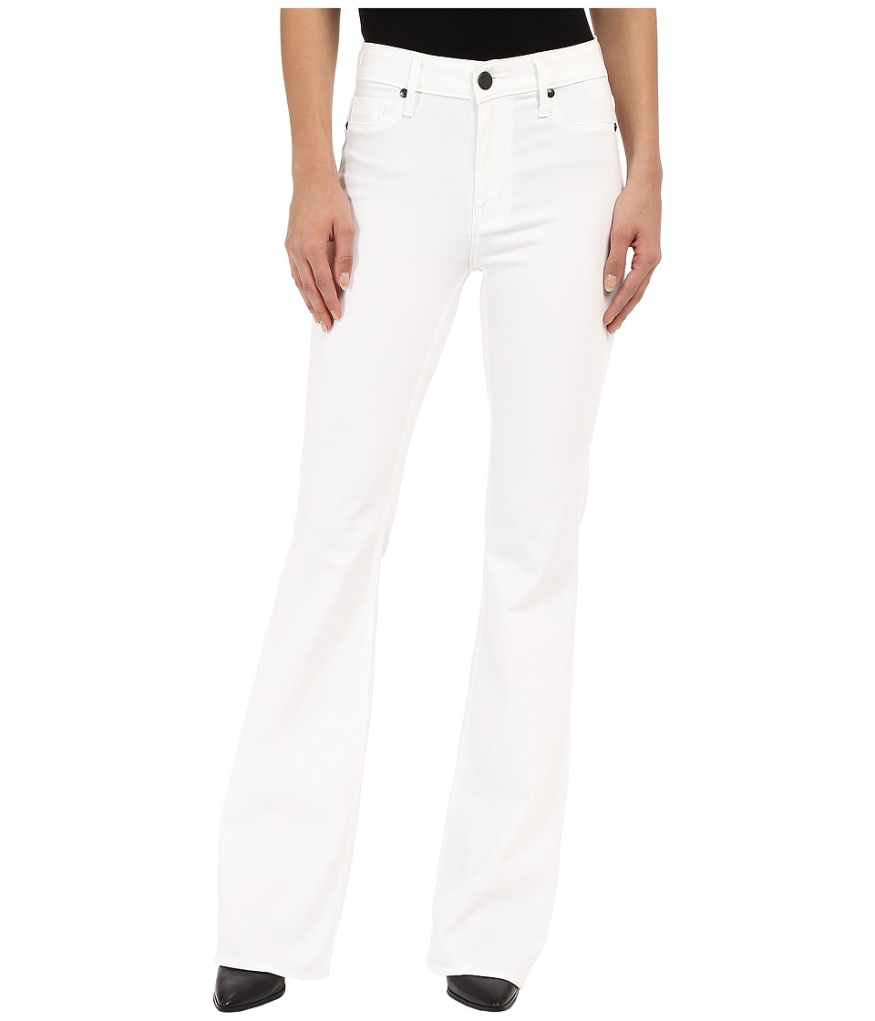 Parker Smith - Bombshell Bell Jeans in Eternal White (Eternal White) Women's Jeans