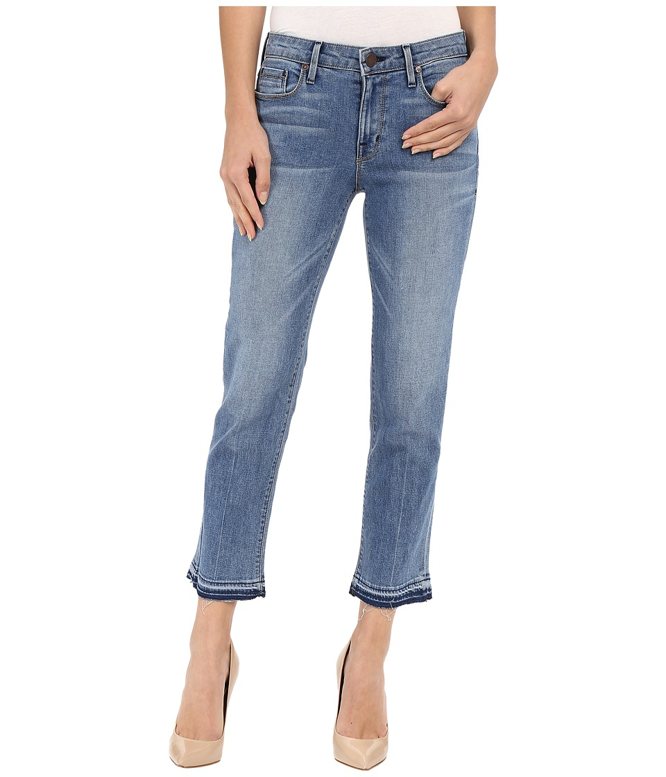 Parker Smith - Cropped Straight Jeans in Firestorm (Firestorm) Women's Jeans