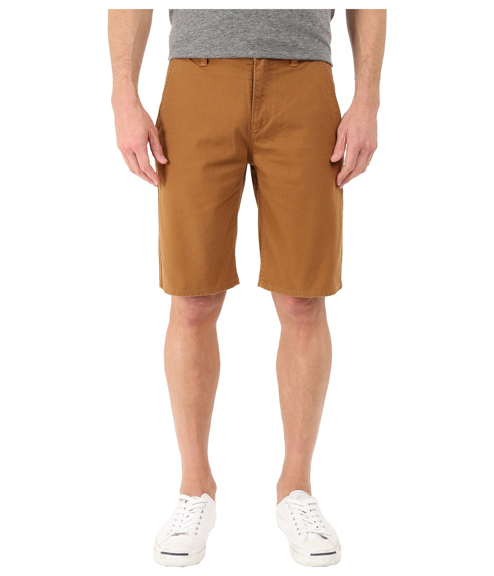Timberland - Webster Lake CORDURA Short (Rubber) Men's Shorts