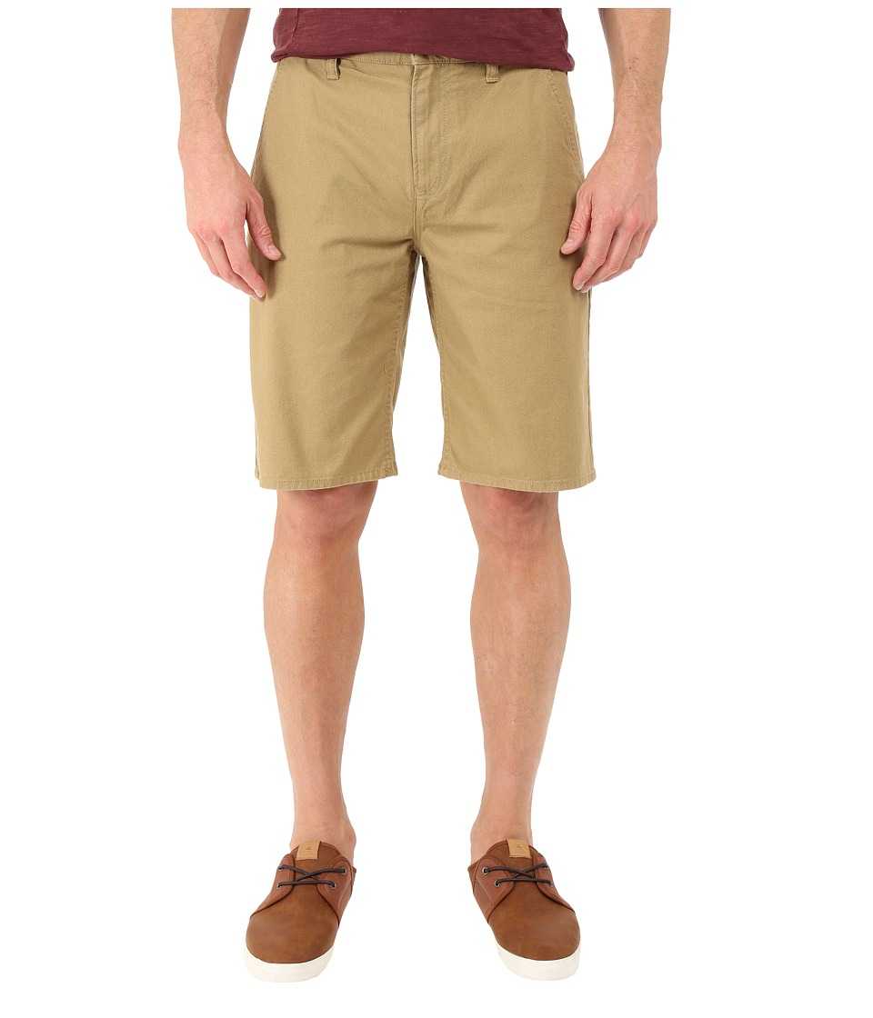 Timberland - Webster Lake CORDURA Short (British Khaki) Men's Shorts