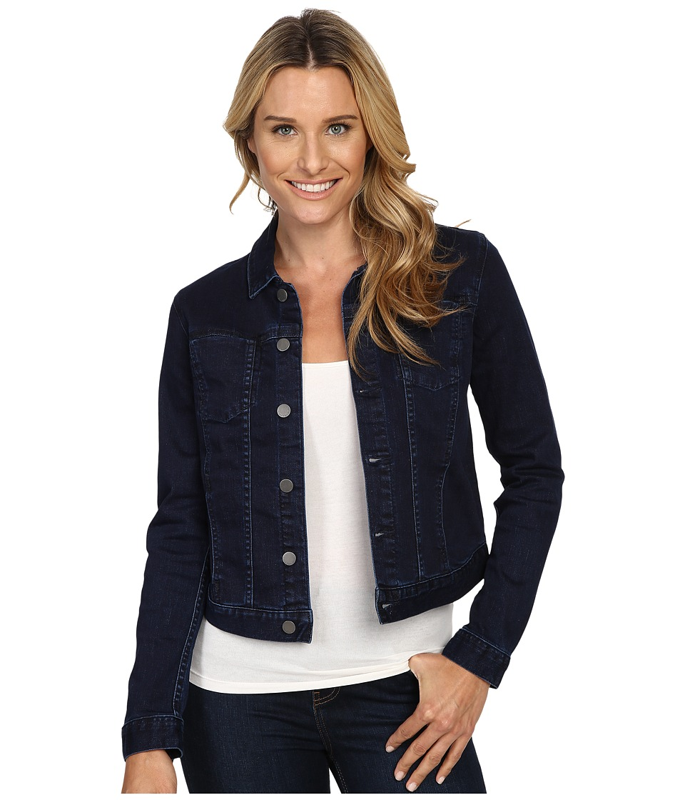Calvin Klein Jeans - Edi Trucker (Medium Wash) Women's Coat