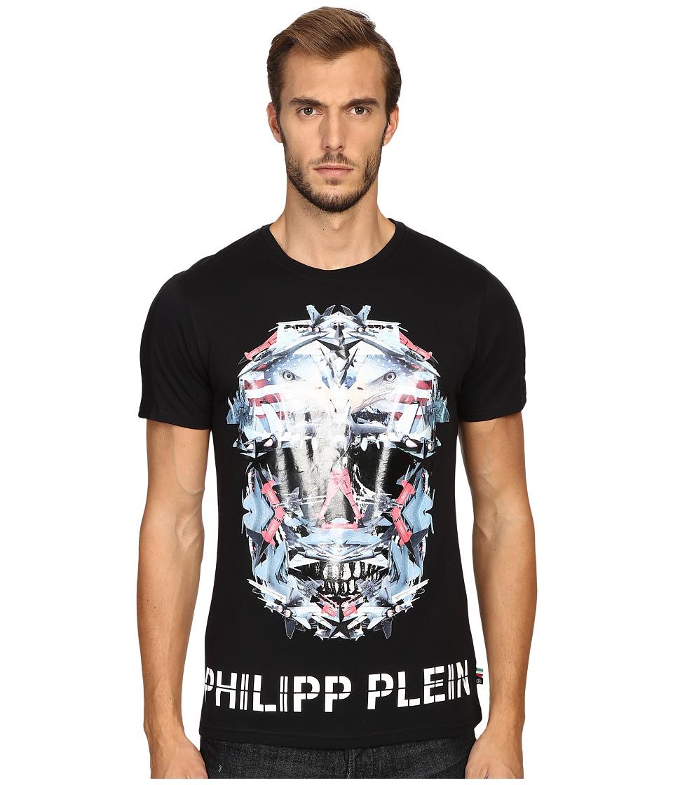 Philipp Plein - Cloud Lake T-Shirt (Black) Men's T Shirt