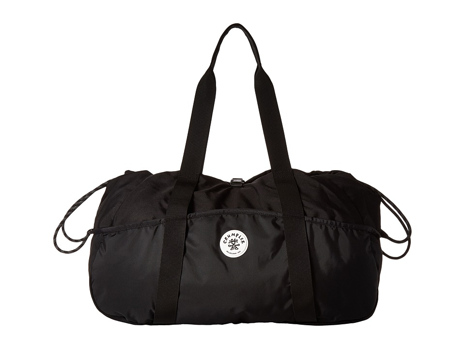 Crumpler - Peak Season Beach Bag (Black) Bags