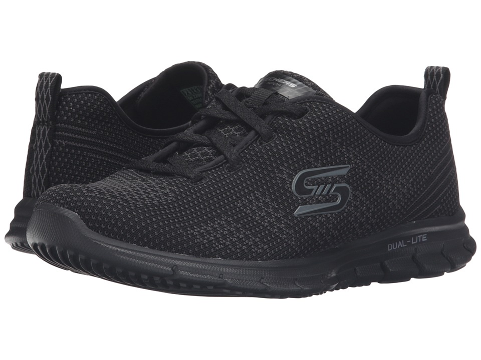 SKECHERS - Glider - Forever Young (Black) Women's Shoes