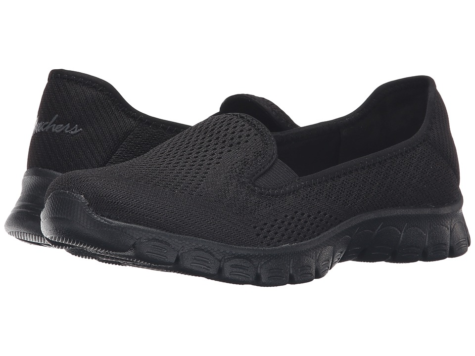 SKECHERS - EZ Flex 3.0 - Surround (Black) Women's Shoes