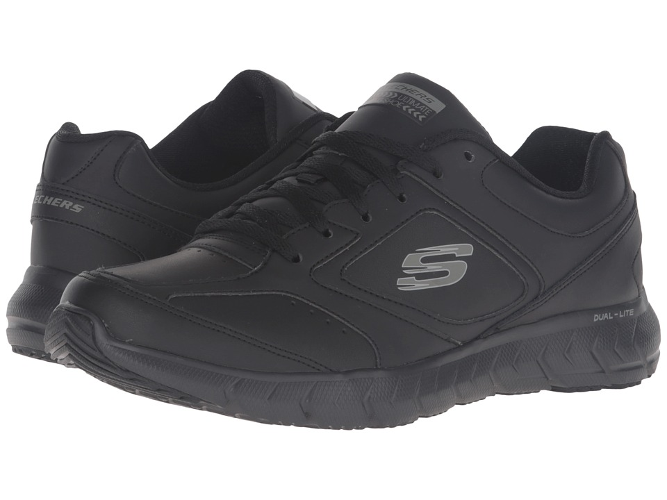 SKECHERS - Exploration (Black) Women's Shoes