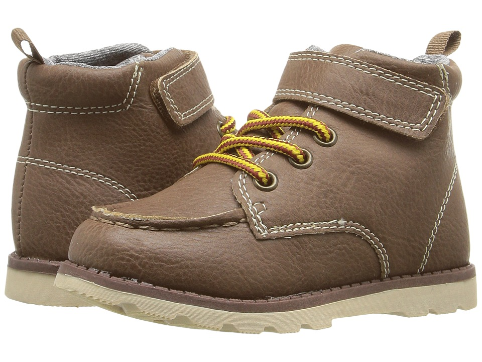 Carters - Topeka 2 (Toddler/Little Kid) (Light Brown) Boy's Shoes