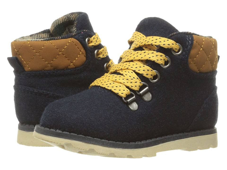 Carters Marsh (Toddler/Little Kid) (Blue/Yellow) Boy