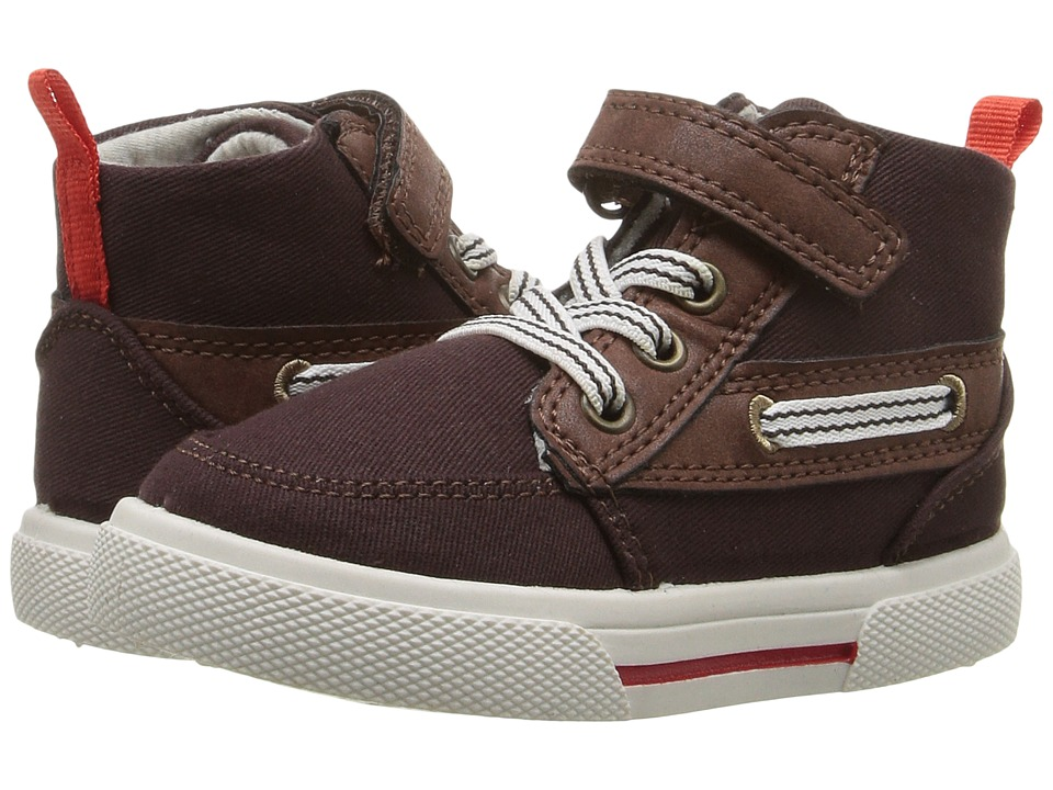 Carters - General 2 (Toddler/Little Kid) (Brown) Boy's Shoes